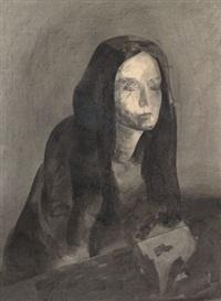 kvinne by håkon bleken