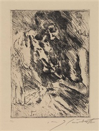 totentanz by lovis corinth