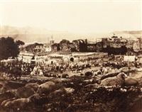scène de marché à tétouan (maroc) by jean baptiste alary