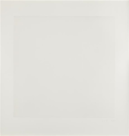 gray variation from second curve series by ellsworth kelly