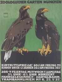 zoologischer garten münchen by posters: zoo