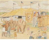 outside the big top by reynolds beal