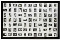 distorsions (77 works in 1 frame) by andré kertész