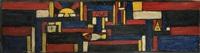 constructivo en colores primarios by h. goitino
