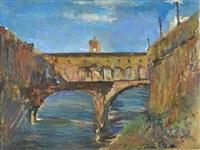 ponte vecchio by miguel carlos victorica