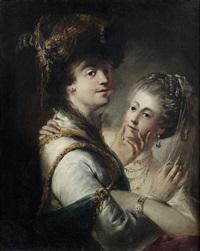 le mariage du sultan by matthäus loder