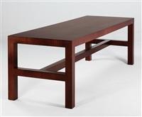 bibliothek 1 table by mario merz