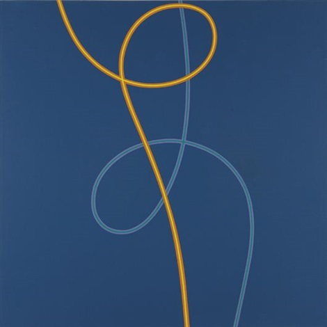 untitled february 28 by lorser feitelson