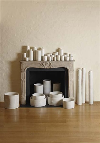 cargo of pots set of 38 by edmund de waal