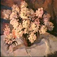 vases de fleurs by nicolay andretsov