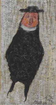 priest by milton avery