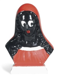 black madonna by sanford biggers