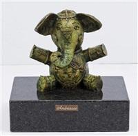 elefante bebé by fernando andriacci