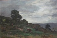 approaching rain by john blake mcdonald