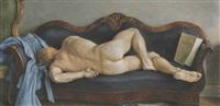 sleeping nude by paul cadmus
