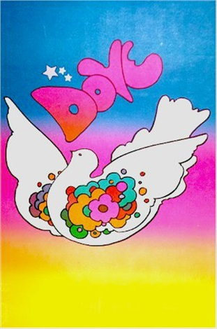 dove by peter max