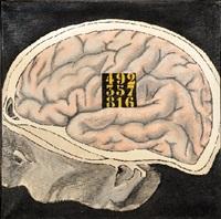 cerebro y cuadrado se saturno by charlie squirru