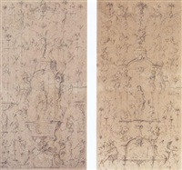 projet de cartouche avec grotesque by jean-bernard toro