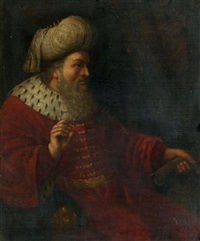 le roi david by jan lievens