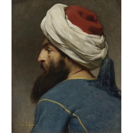 Portrait Of An Ottoman By Jules Joseph Lefebvre On Artnet