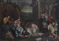 adoration des rois mages by bertholet i flemal