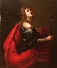 sainte christine de bolsene by cesare dandini
