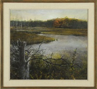 bumps river, osterville by thomas blagdon higham