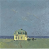house on the shoreline by william griffith roberts