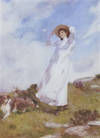 on the heath by henry crocket