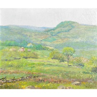 a connecticut landscape by henry stephens eddy