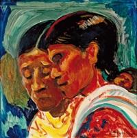 indiofrauen aus guatemala by augusta koch-probst