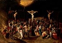 calvario by frans francken iii