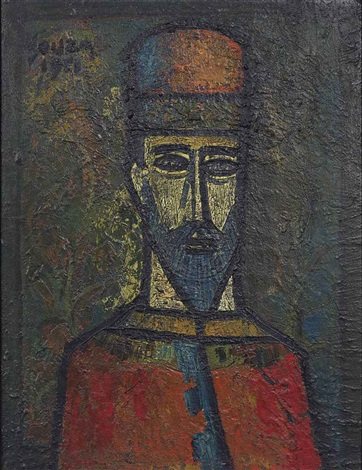 elder by francis newton souza