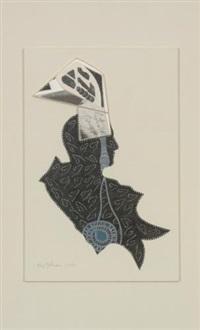 ad reinhardt bird by ray johnson