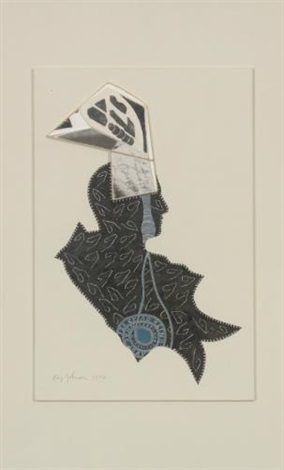ad reinhardt bird by ray johnson