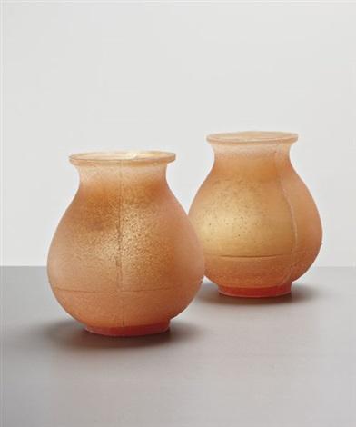 soft urns pair by hella jongerius