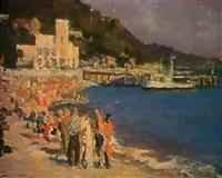 la plage, crimee by faizrakhman aminov