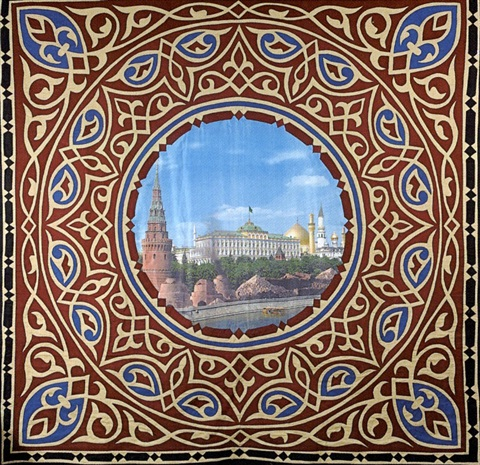 le kremlin from islamic project series by aes group