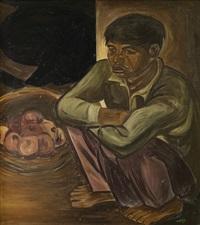 UNTITLED (VENDOR BOY), 1950–1959