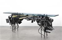 masterworks sideboard by albert paley