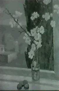 la branche d'amandier by victor abramian