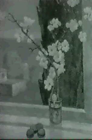 la branche damandier by victor abramian