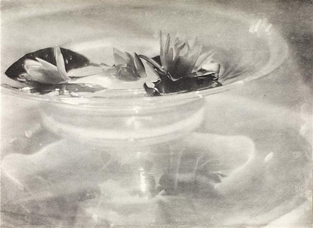 still life (from camera work 24) by adolph de meyer