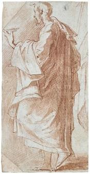 saint jean by parmigianino