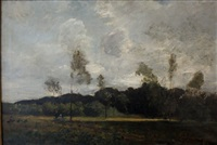 paysage by lászló paál