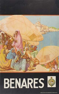 benares by dorothy newsome
