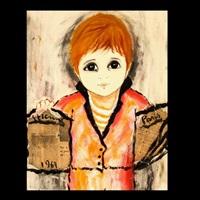 newspaper boy by etienne ret