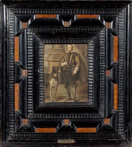 portrait des pfalzgrafen wolfgang wilhelm von pfalz neuburg by sir anthony van dyck