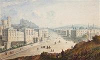 picturesque views of edinburgh (33 works) by john wilson ewbank