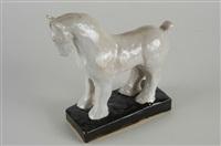 horse by rosa rainold graner